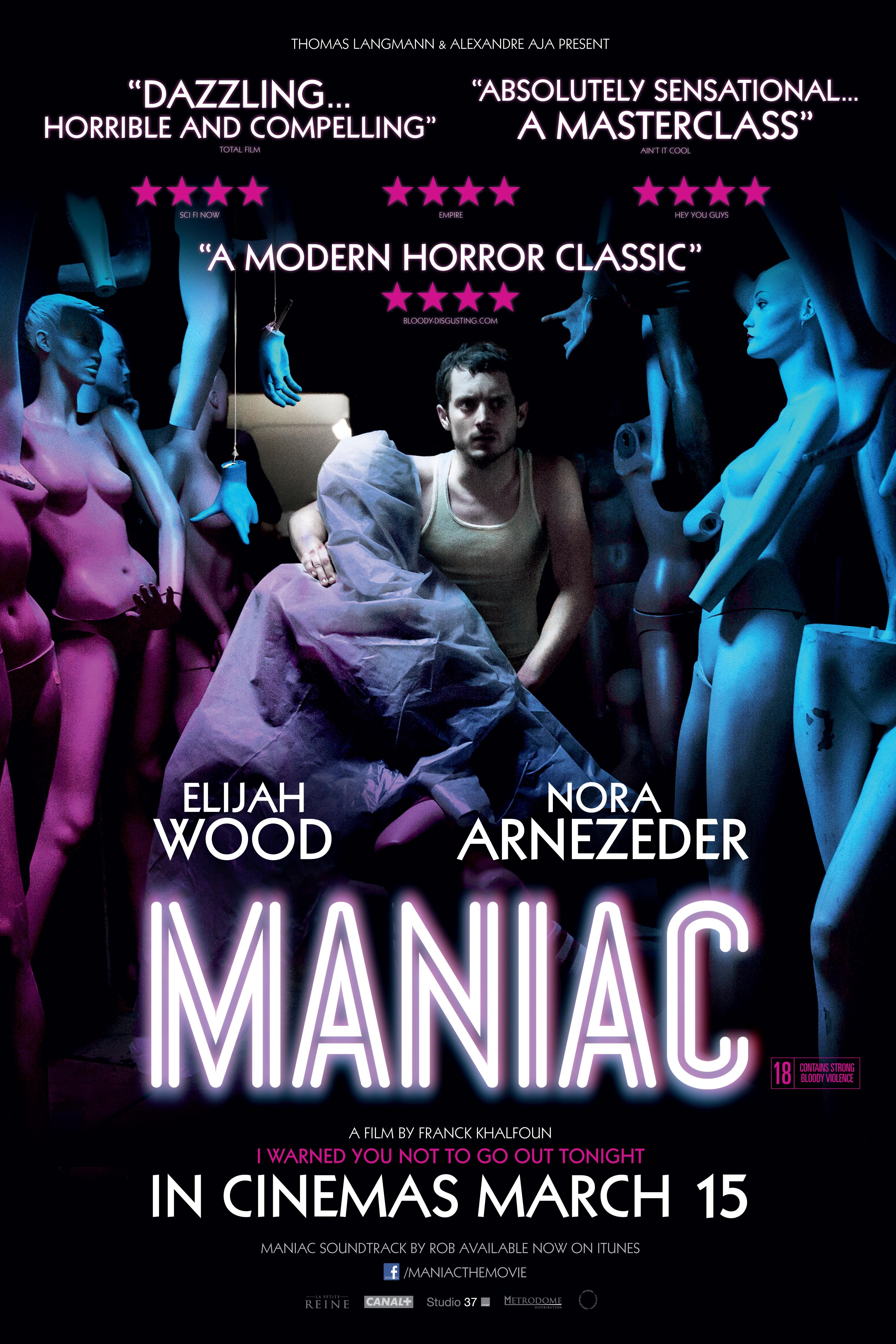 Maniac 2012