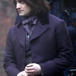 Exclusive... Daniel Radcliffe On The Set Of Frankenstein
