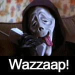 scary movie wazzup