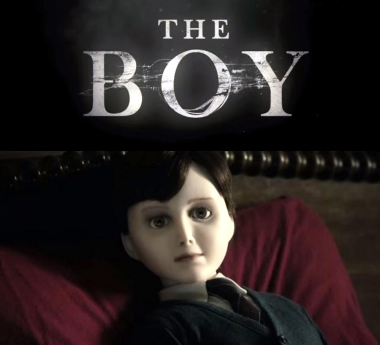 The Boy 2021 Online